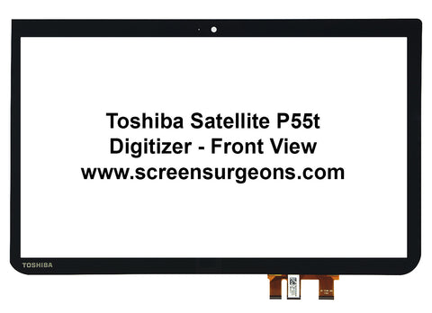 Toshiba P55T-A Touchscreen Replacement Digitizer - Screen Surgeons