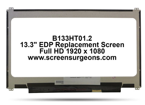 "Samsung XE503C32 503C32 13.3"" Full HD Replacement Screen - Screen Surgeons"