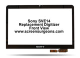 Sony SVE14 Touchscreen Replacement Digitizer