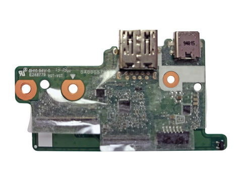 HP Chromebook 11 G7 EE USB and Power Jack Board - Screen Surgeons
