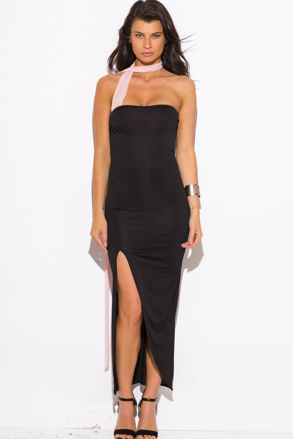 Lucy Evening Dress - Budget Babe Couture