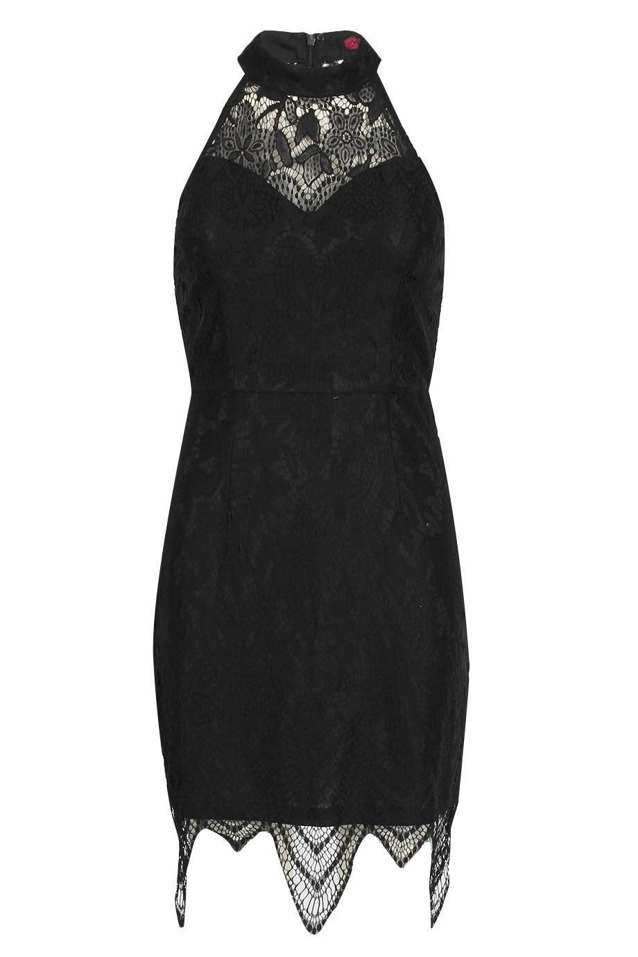 Anna Lace Flapper Style Dress - Budget Babe Couture