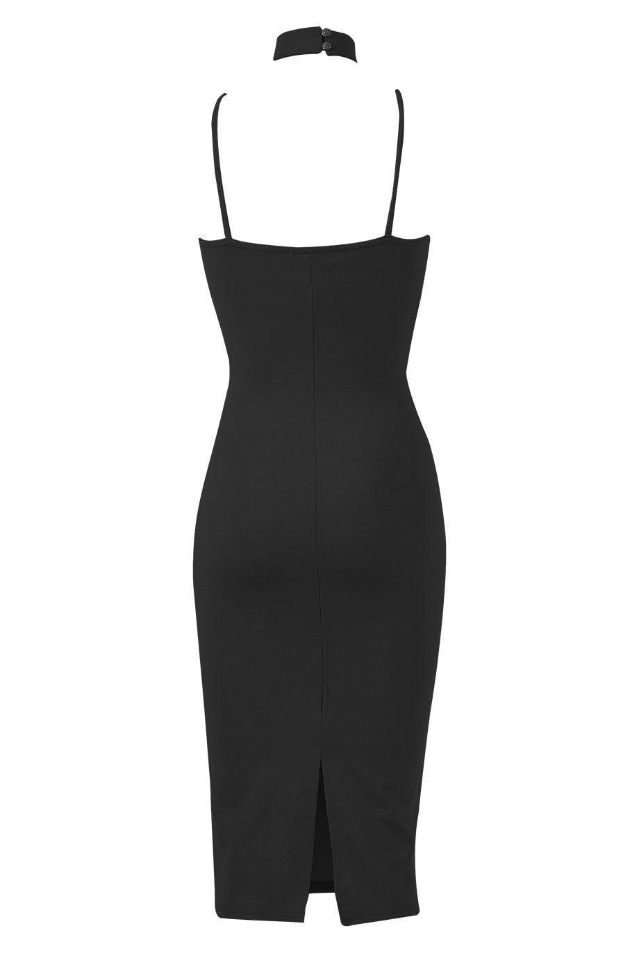 Chelsea Choker Cami Dress - Budget Babe Couture