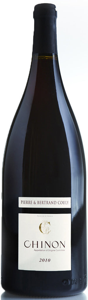 Chinon Rouge AOC Pierre & Bertrand Couly, Magnum 2010
