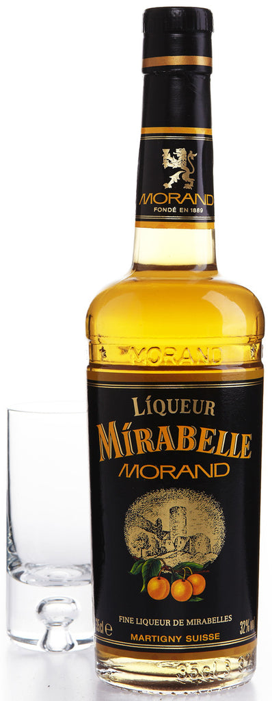 Liqueur de Mirabelles (Cherry Plums) Morand 32% ALC/VOL 350 mL