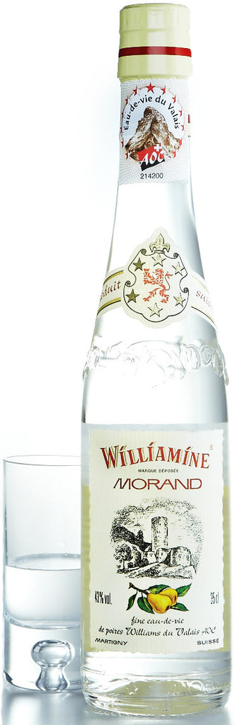 Williamine® Eau-De-Vie, Morand, 350 mL