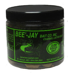 BEE'-JAY GLOW-IN-DARK DOUGH BALLS sku002
