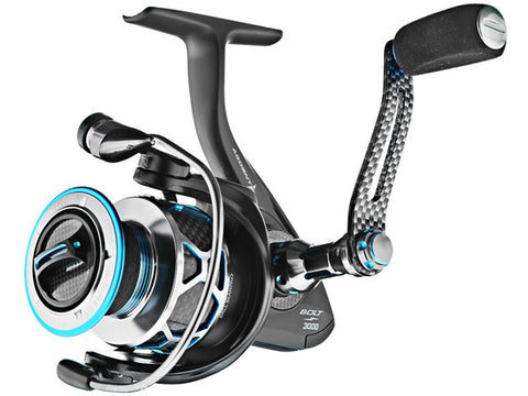 Ardent Bolt Spinning Reel 9+1 Bearing system 6.0.1 High Speed Retrieve