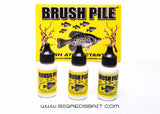 BRUSH PILE FISH ATTRACTANT