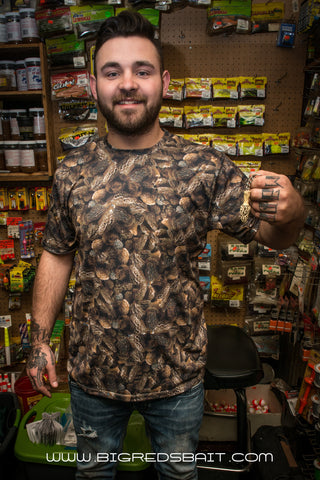 Morel Camo T-shirt sku005