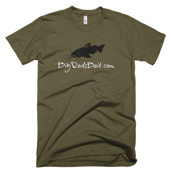 Short-Sleeve Catfish T-Shirt Made in the USA