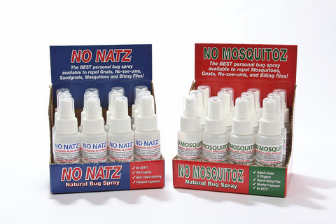 No Natz, No Mosquitoz,  Bug Spray