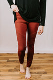 Moto Jeggings - Prairie Chic Boutique