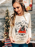 Farm Fresh Christmas Tree Sweater