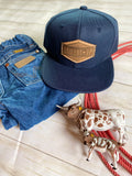 Kids Throwback Caps - Cowboy Up - Prairie Chic Boutique