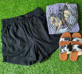 Must Have Summer Short - Black