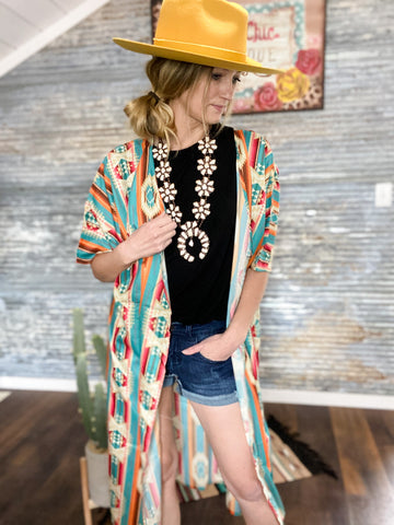 Floral Embroidered Woven Top