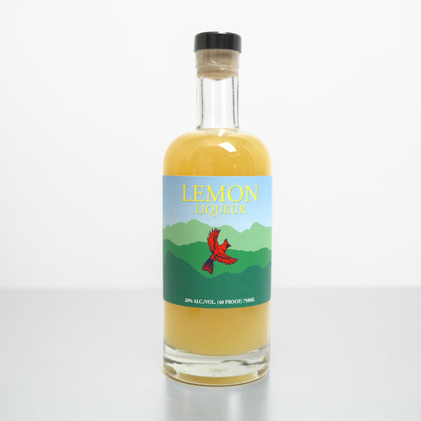 Lemon Liqueur
