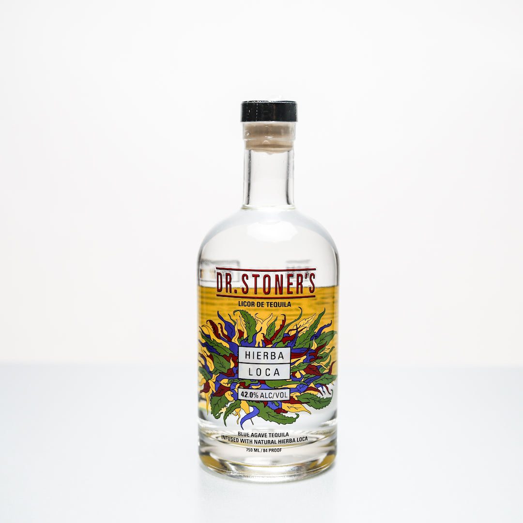 Dr. Stoner's Tequila