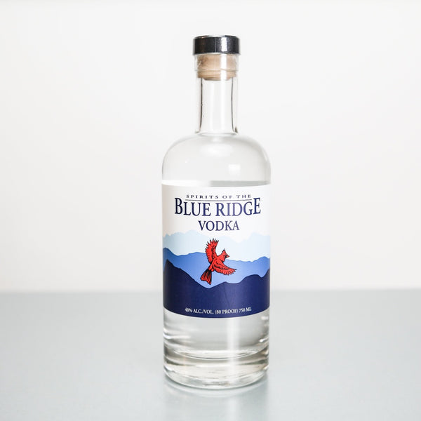 Spirits of the Blue Ridge Vodka