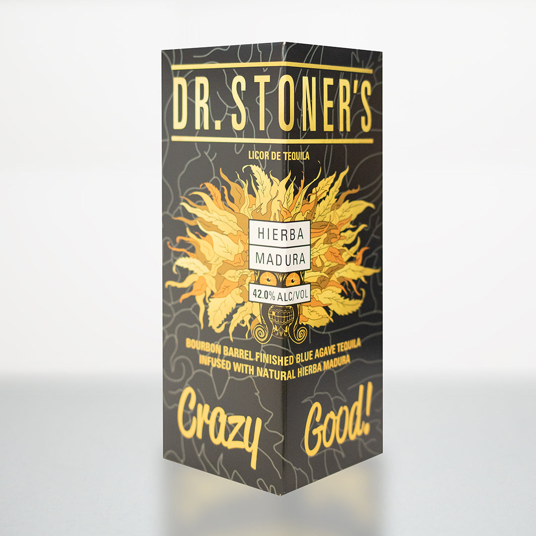 Dr. Stoner's Tequila Hierba Madura
