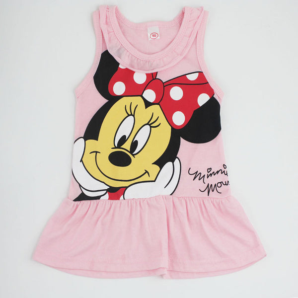 Minnie Mouse Children Princess Dress To Make Your Baby Look Cool