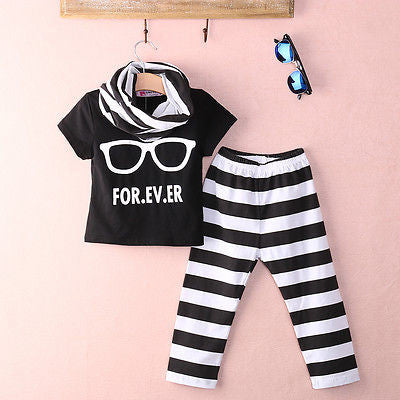 2016 Fashion Baby Boy 3-piece Outfit