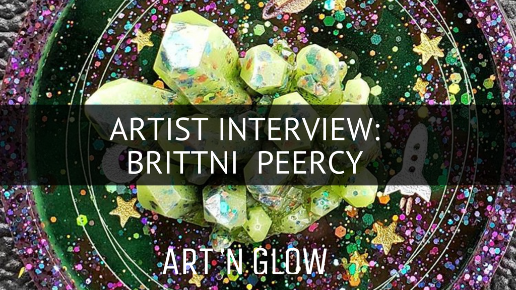 Artist Interview: Meet Brittni Peercy