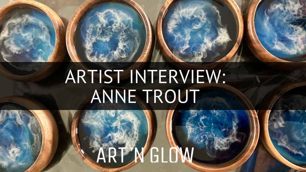 Artist Interview: Meet Anne Trout
