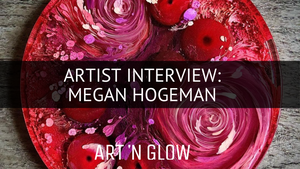 Artist Interview: Meet Megan Hogeman