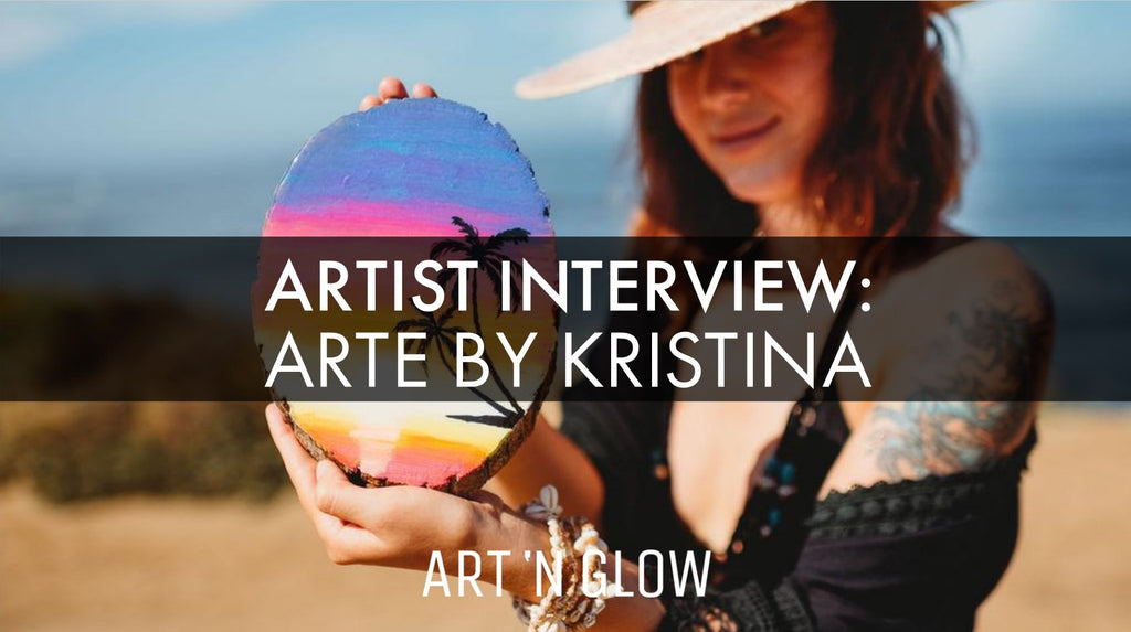 Artist Interview: Arte by Kristina