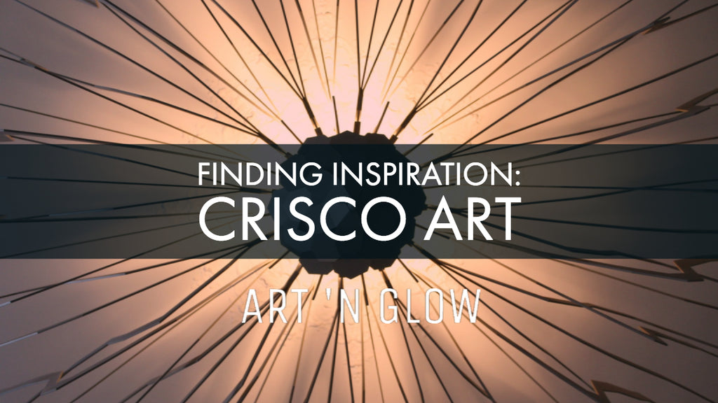Finding Inspiration : Crisco Art