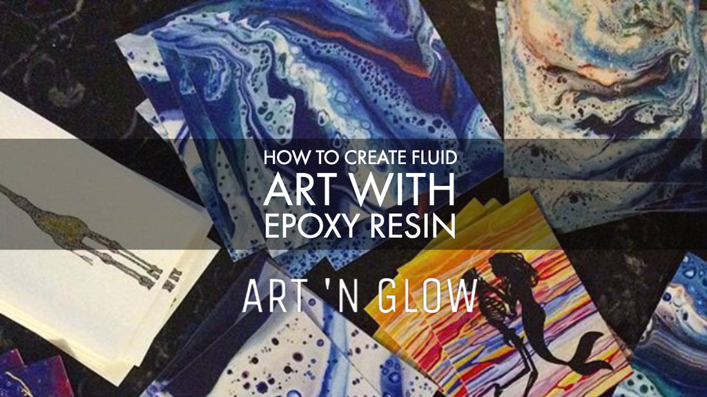 How to Create Fluid Art