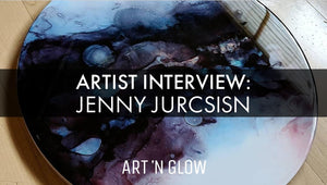 Artist Interview: Meet Jenny Jurcsisn