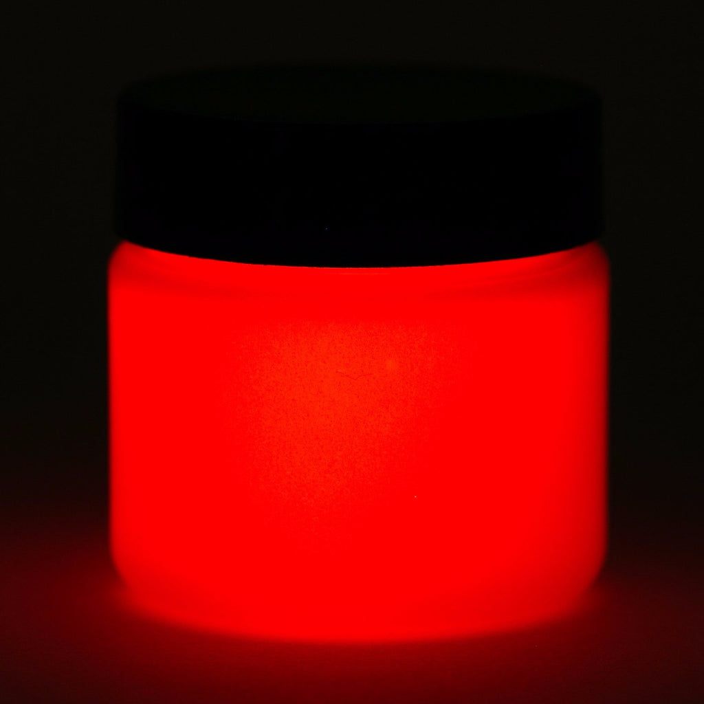 Red glow paint neutral white day color dries clear for Neutral red paint colors