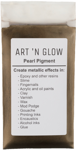 Brown Pearl Pigment