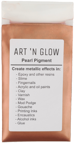 Copper Pearl Pigment