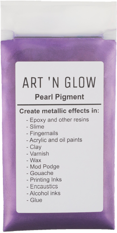 Purple Pearl Pigment