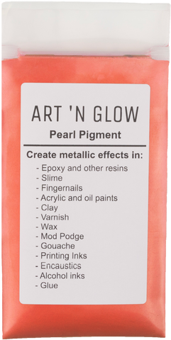 Red Pearl Pigment