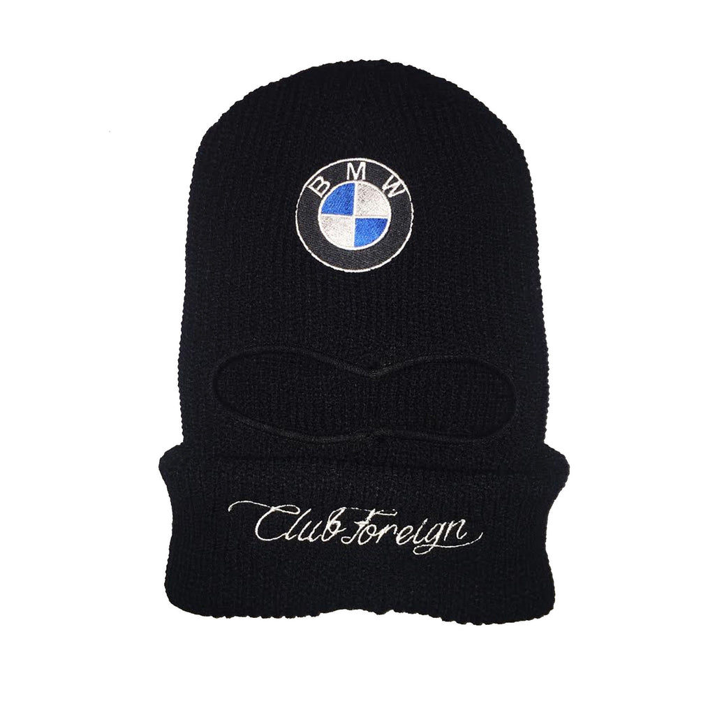 "Club Foreign Race Mask ""BMW"""