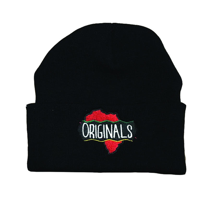 "Originals ""Motherland"" Beanie ""Black"""