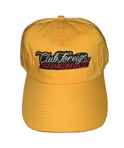 Club Foreign Racing Hats