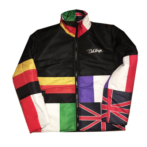 "Club Foreign ""Worldwide"" Jacket"