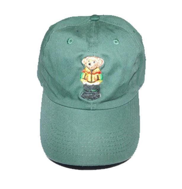 "Originals ""Bear"" Strapback Hat ""Green"""