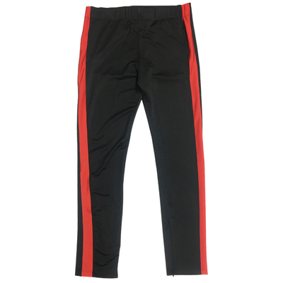 "By Kiy Track Pants ""USA"" Edition Black/Red"