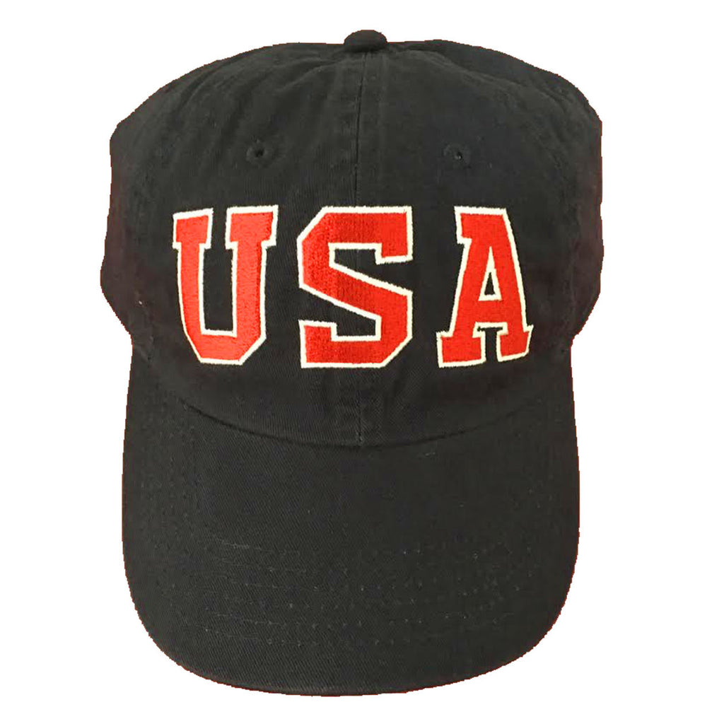 "Team USA Dad Hat ""Navy"""