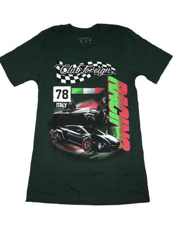 "Club Foreign Racing ""Italy"" T Shirt ""Green"""