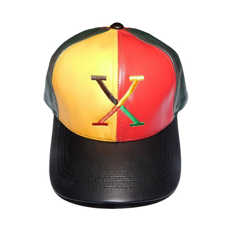 "Originals ""X"" Leather Strapback ""Multi-Color)"