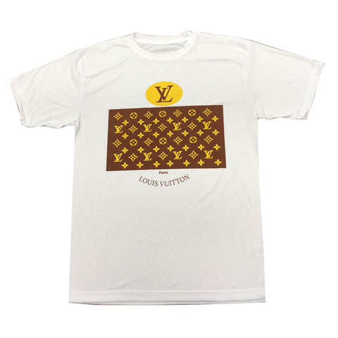 "Vintage 1980s ""Louis Vuitton"" T Shirt"