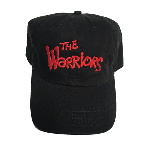 The Warriors Dad Hat